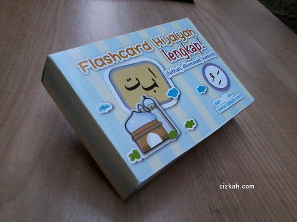flashcard hijaiyah