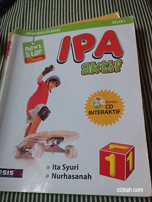 buku pelajaran homeschooling